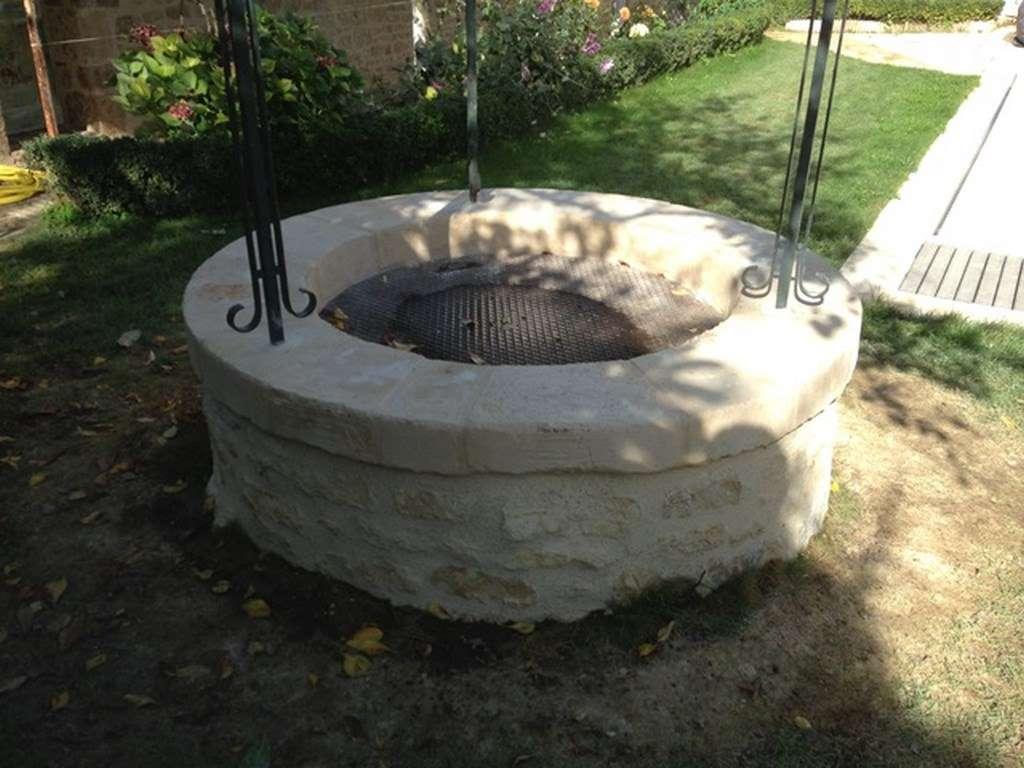 Restauration d'un puits