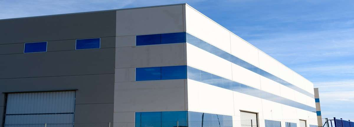 Construction et isolation de bâtiment industriel Vendée