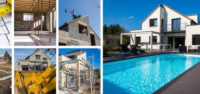 Construction de maison neuve en Vendée