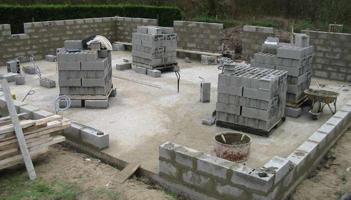 Maçon pour construire sa maison à La Roche sur Yon et sur toute la Vendée