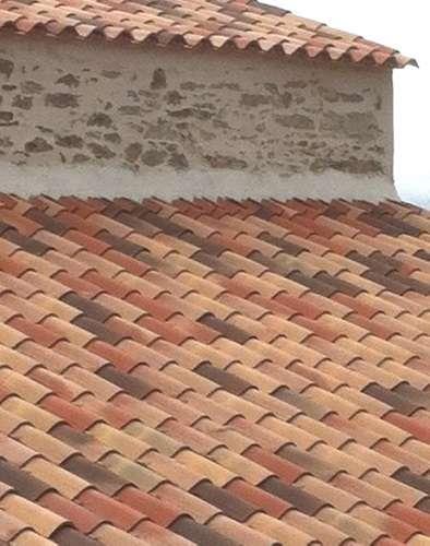 Couverture de toiture tuile par couvreur à Mareuil sur Lay Vendée